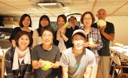 イベントレポート:Noya VIllage 種のお話し会 〜夏〜