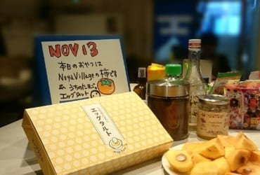 HOOD天神のカフェタイム