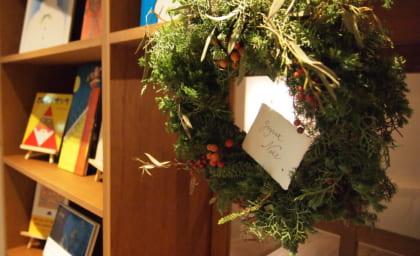 【開催レポート】HOOD図書館〜クリスマスに贈りたい絵本〜